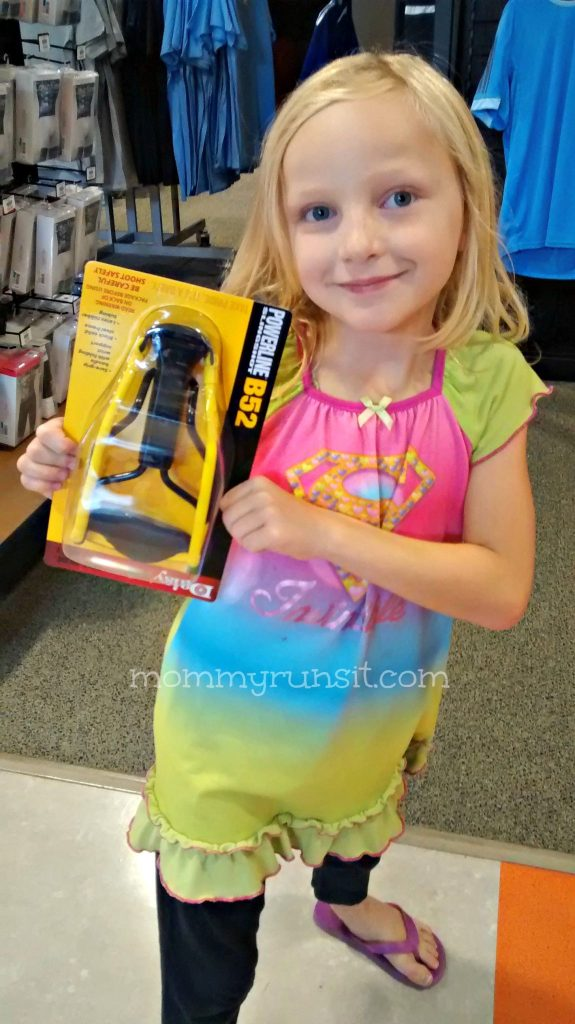 Shopping with Kids at Dick's Sporting Goods