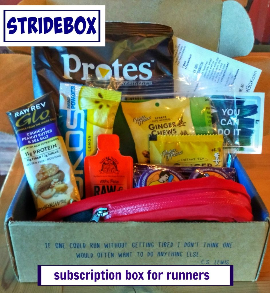 StrideBox Review + Giveaway (closed)