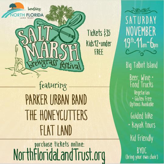 Northeast Florida Event: 2016 Salt Marsh Brewgrass Festival | Mommy Runs It
