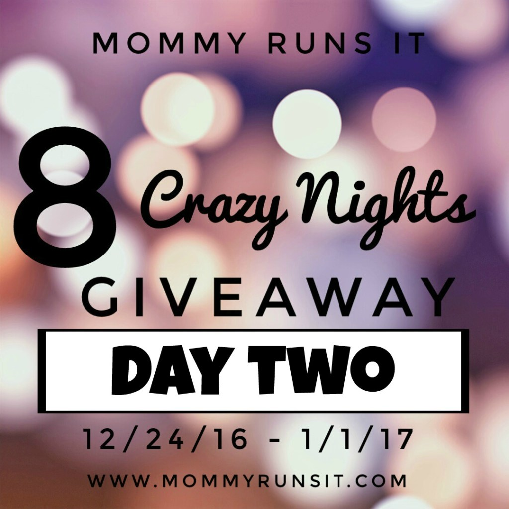 8 Crazy Nights of Giveaways: Day Two