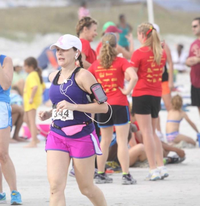 Winter Beach Run 2017 | Mommy Runs It