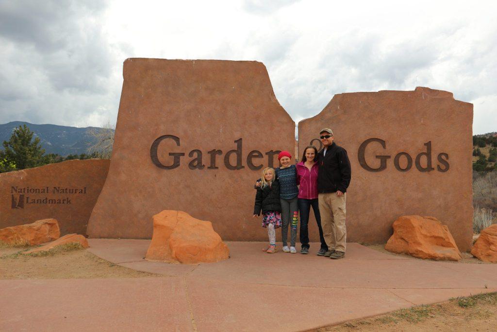 Travel for Mortals: Garden of the Gods, Colorado Springs
