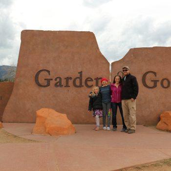 Travel for Mortals: Garden of the Gods, Colorado Springs   Mommy Runs It