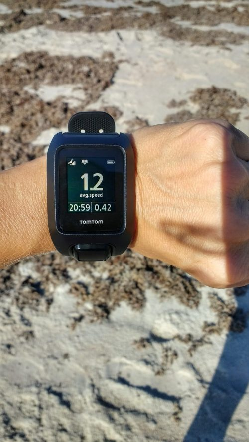 Get Outdoors Every Day with the TomTom Adventurer GPS Watch [ad] | Mommy Runs It