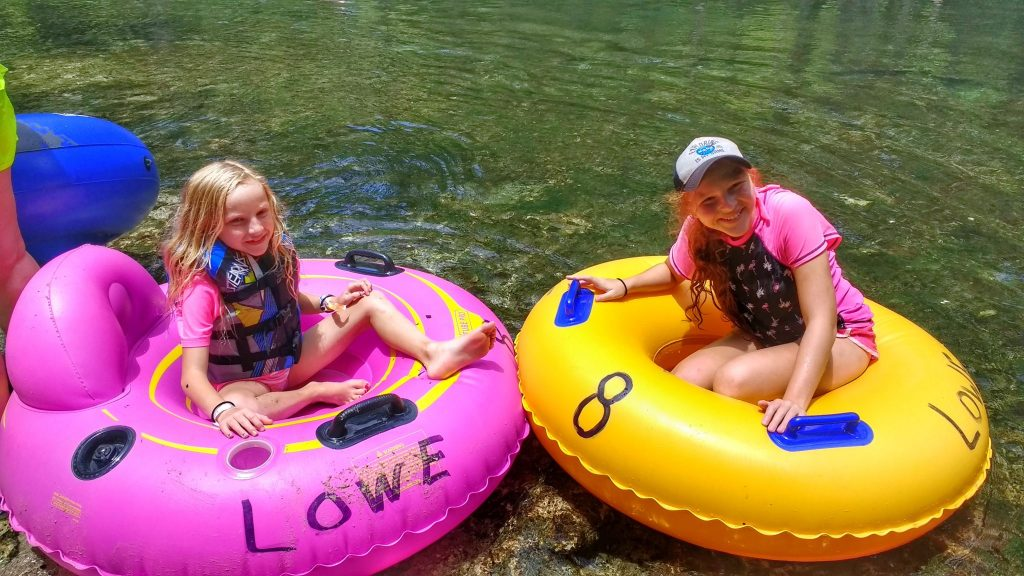 Travel for Mortals: Our Ichetucknee Springs Tubing Adventure