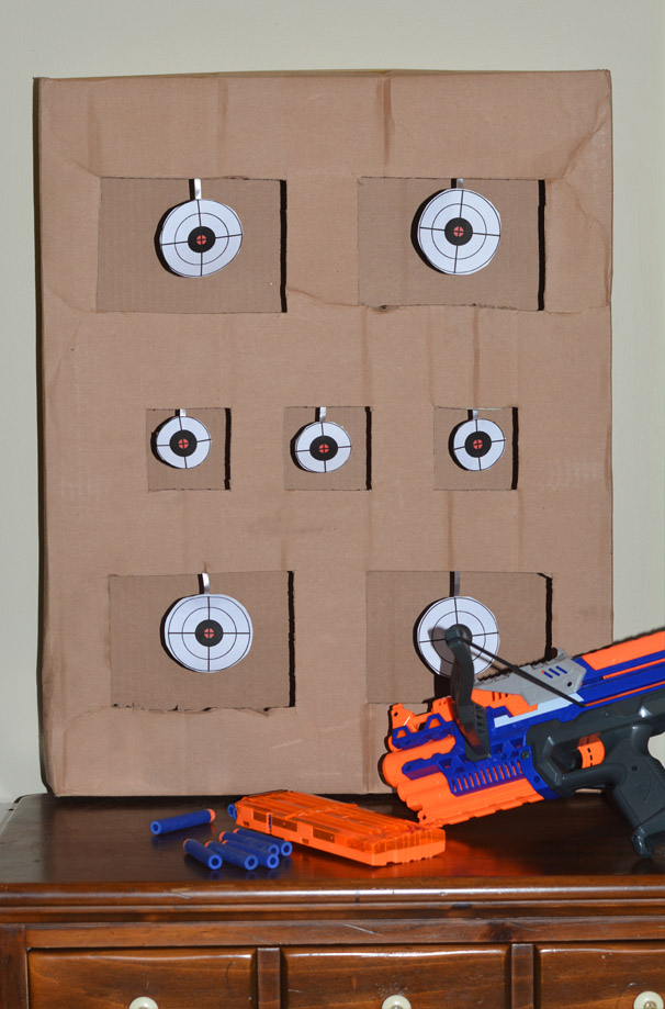 Nerf Party Ideas Host The Ultimate Nerf Party Mommy S