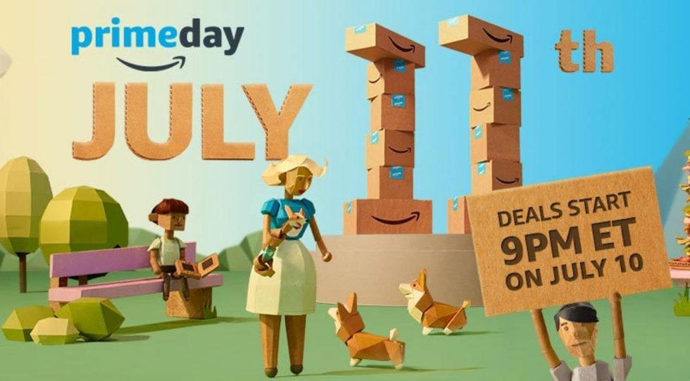 Get Access To Amazon Prime Day With A 30-day Prime Trial!