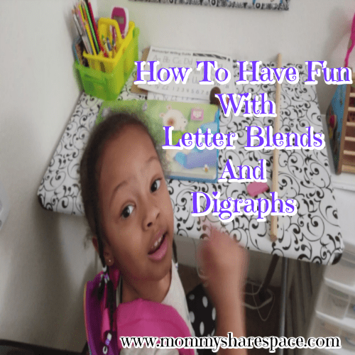 How To Have Fun With Letter Blends And Digraphs