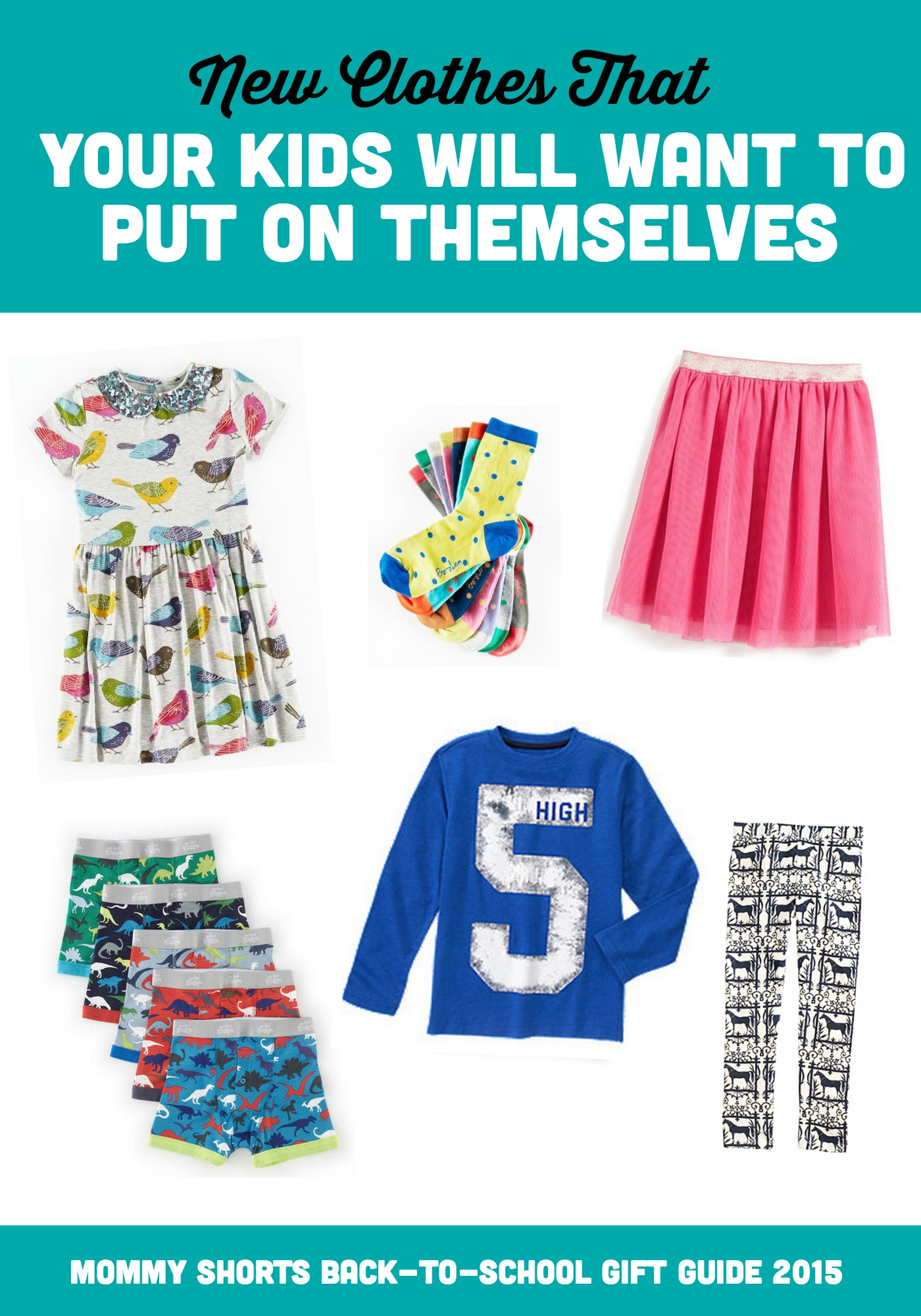 Mommy Shorts Back To School Guide And Giveaway