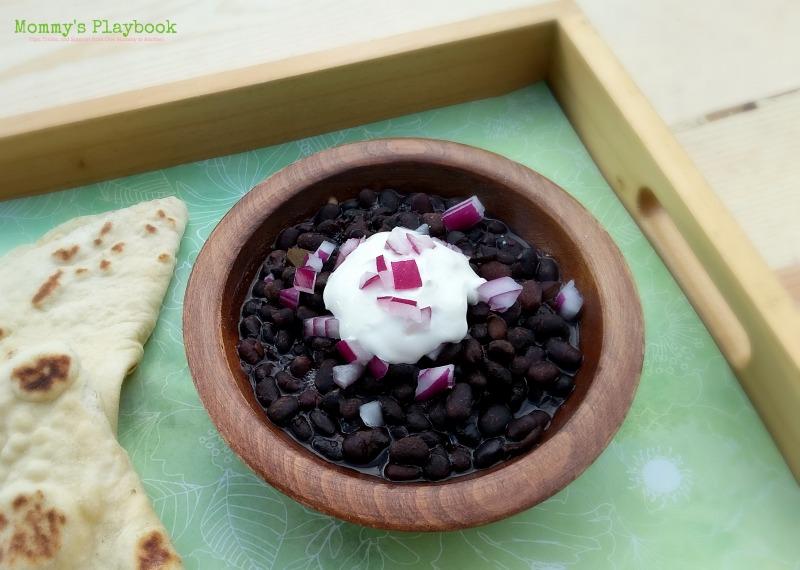 Easy-Black-Beans