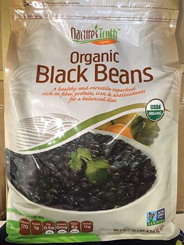 Dry Organic Black Beans