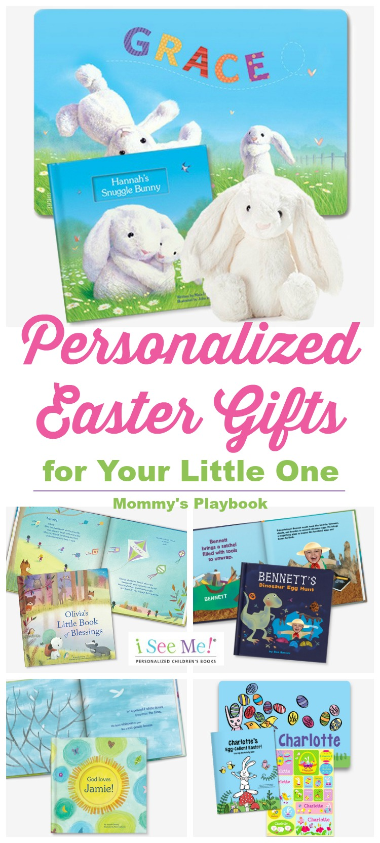 5 Personlized Easter Gifts for Your Little One