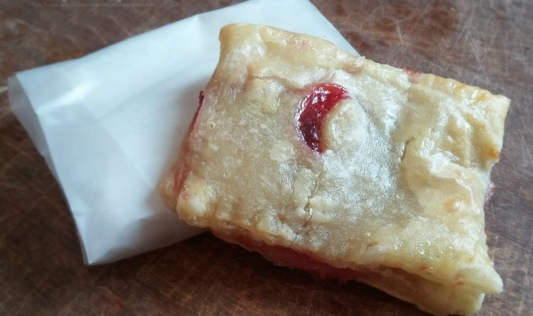 Hand Pies Travel Well! Just Wrap in Wax Paper!