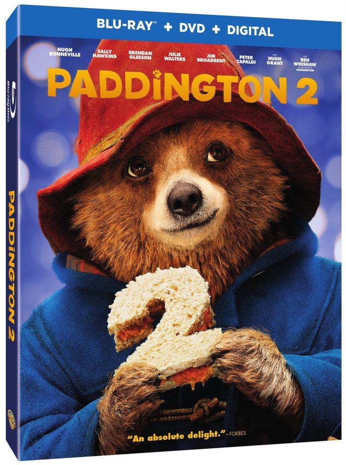 COMING SOON! Paddington 2 on Blu-Ray Combo Pack!
