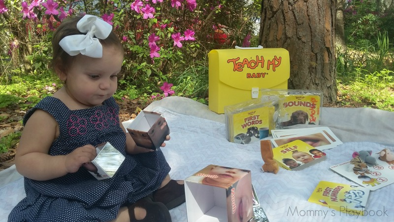 Enter to WIN a Teach My Baby Deluxe Learning Kit at Mommy's Playbook #Giveaway #BabyPlay #BabyToys