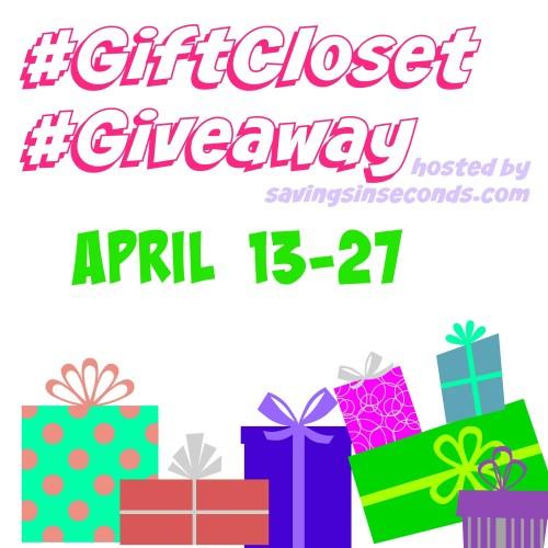Gift Closet Giveaway!
