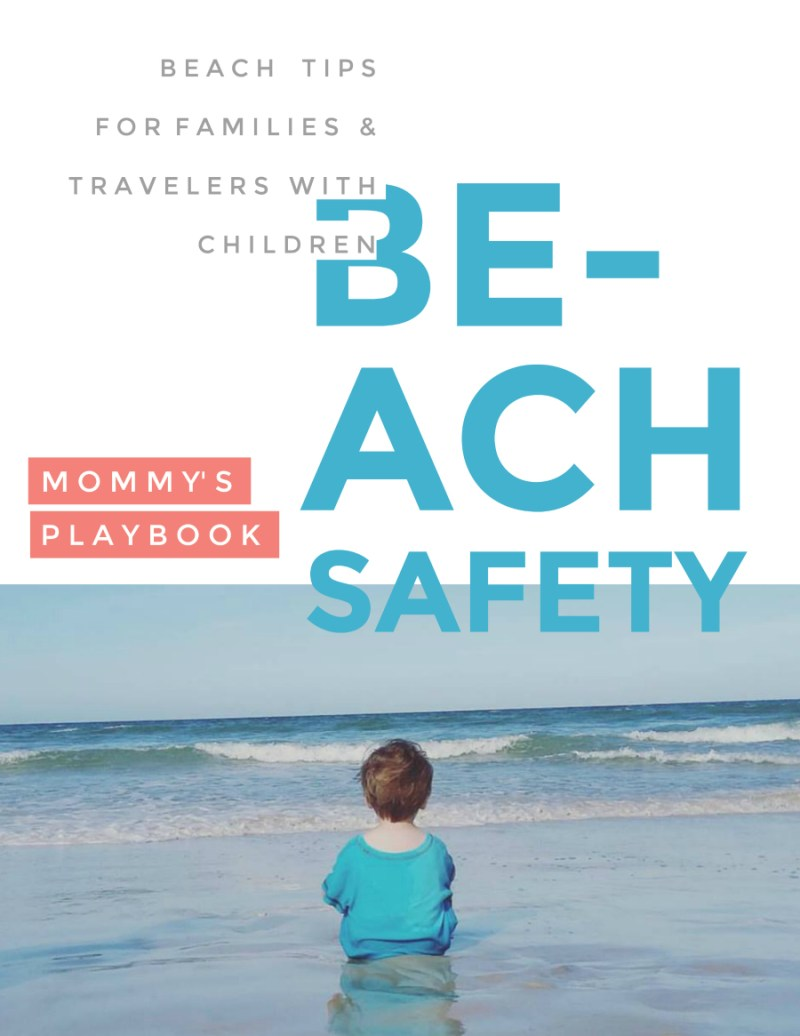 Beach Safety Tips for Families with Children of all Ages Who Love to Swim at the Beach! #BeachSafety #Surf #BodySurfing