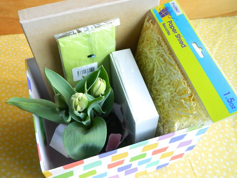 Gift Giving Supplies without Gift Bags or Wrapping Paper! #GiftPackaging #GiftWrapping #Gifts