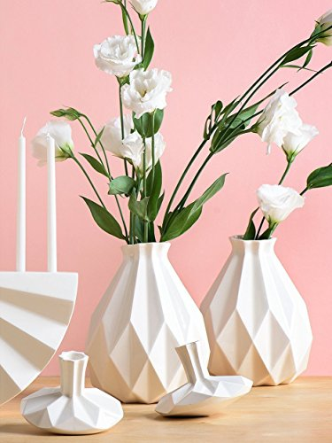 Can you Believe this is Handmade!!! Origami Vase at Amazon Handmade Store!