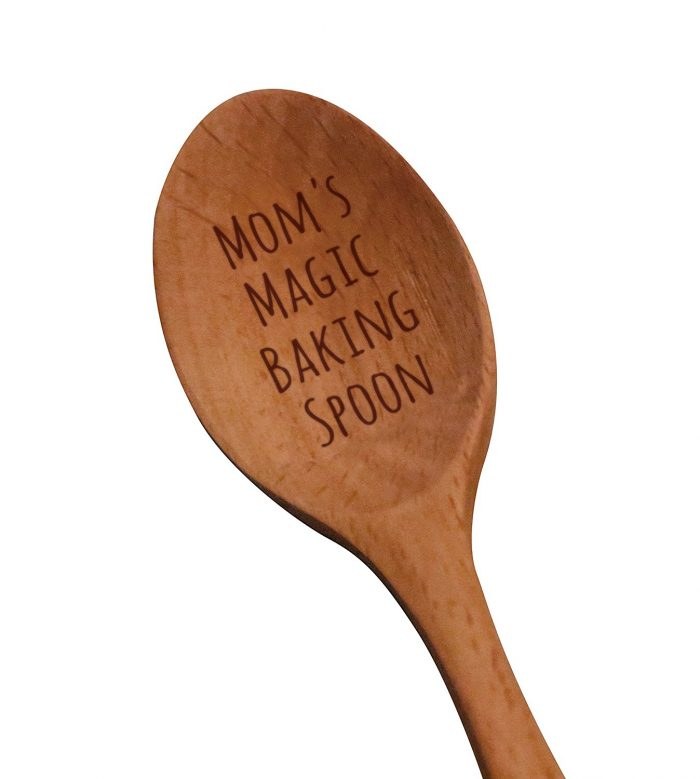Mom's Magic Baking Spoon Best Mother's Day Gift for the Baking Mom