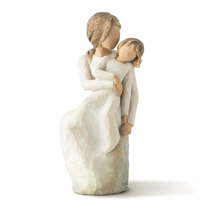 Willow Tree Mother and Daughter Figure; Best Mother's Day Gifts #MothersDay