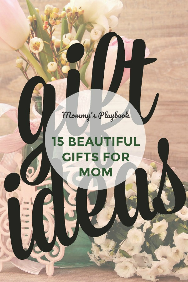Best Mother's Day Gifts for Mom with 2 Day Shipping! OR Find Personalized Gifts for Mom at Mommy's Playbook