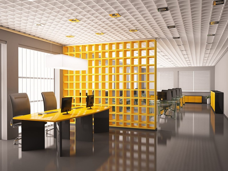 Remodeling Your Office for Better Productivity #Office #OfficeRemodel