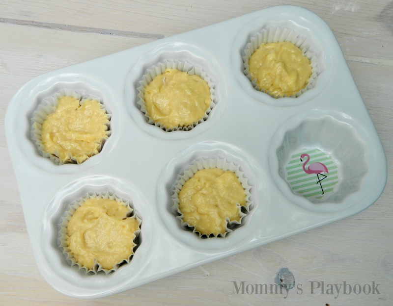 Pina Colada Muffins Recipe!  #Muffins #BreakfastRecipes