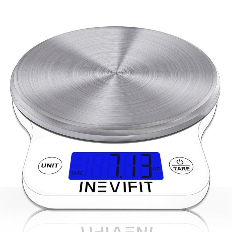 INEVIFIT Digital Kitchen Scale #HealthyLife