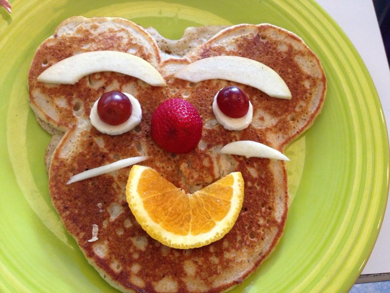 Amazing Breakfast for Kids on their first day of school! #BacktoSchool #breakfastideas #KidFood