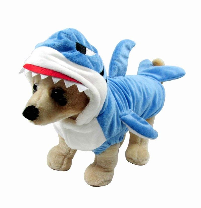 Puppy Shark, Daddy Shark, Baby Shark Costume Collection