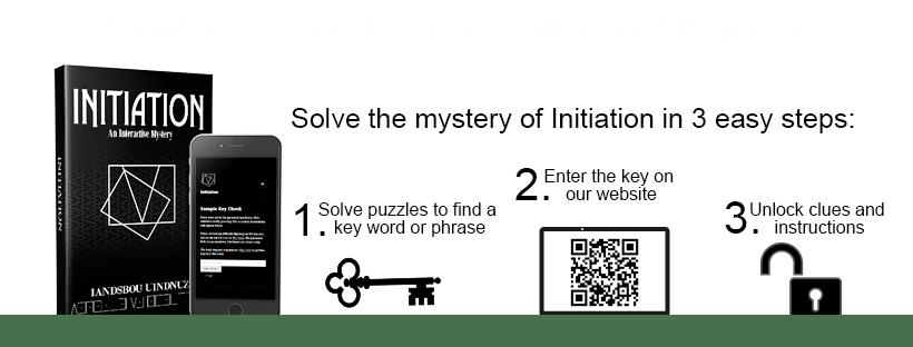 Initiation Interactive Book #PuzlePause
