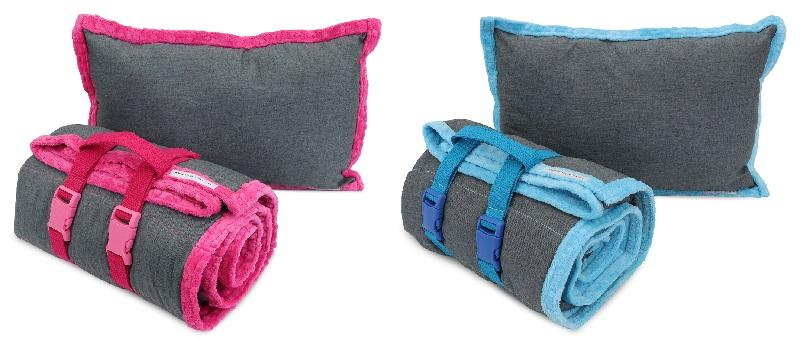 SensaCalm Travel Weighted Blanket, Calm-to-Go #SensaCalm #WeightedBlankets #SPD #ASD