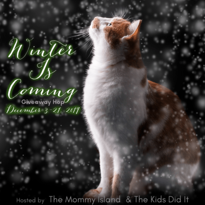 Enter to Win the Winter is Coming Giveaway Hop at Mommy's Playbook