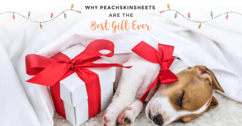 PeachSkinSheets Holiday Gifts #GiftsforEveryone