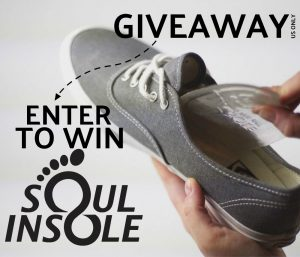 Soul Insole Giveaweay Event