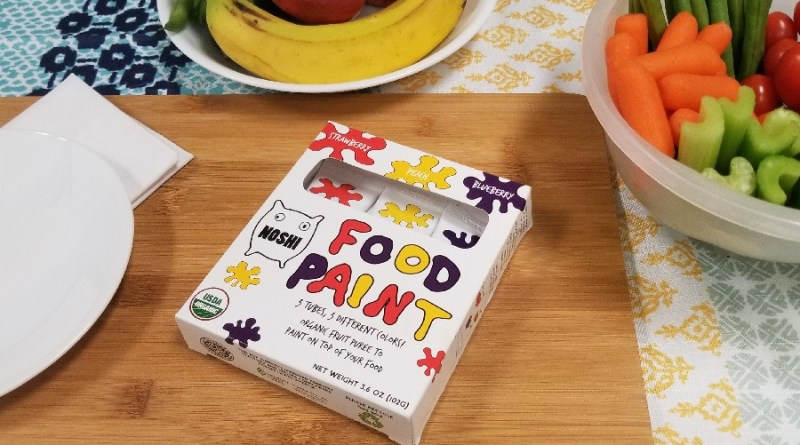 Noshi Food Paint is helping parents WIN at Parenting when it comes to picky eaters #noshifoodpaint #noshiforkids #ColorMyFoodNoshi
