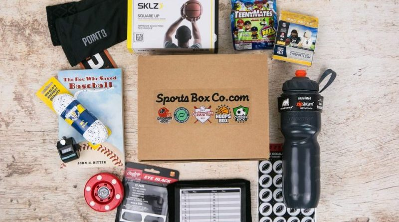 Sports Box Co boxes are curated with a mix of quality products from large, well known brands to niche sports brands with unique products. #SportsBoxCo