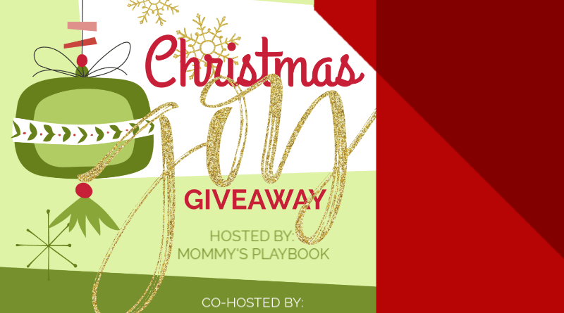 Enter to Win the Christmas Joy Event at Mommy's Playbook!