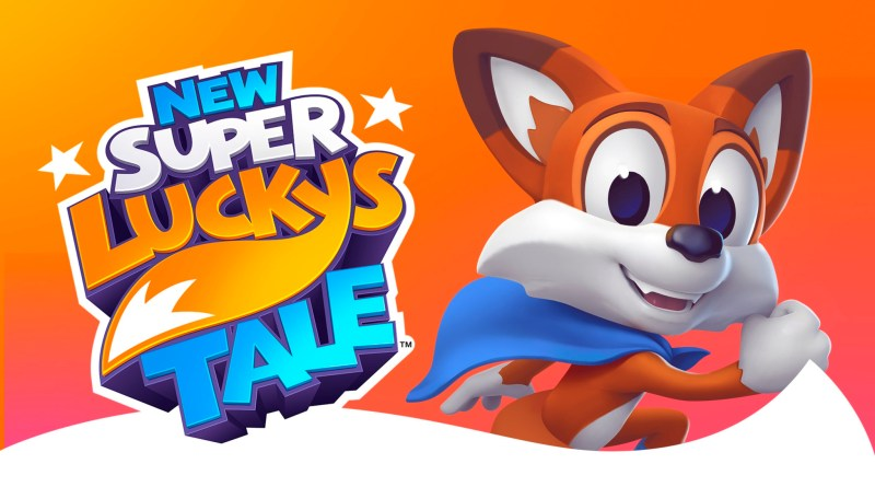 Enter to Win the New Super Lucky's Tale Giveaway at Mommy's Playbook