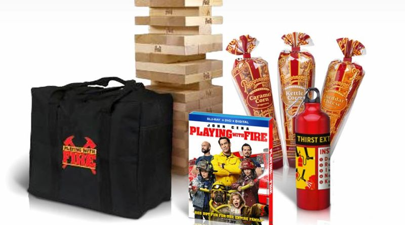 Enter to Win a Playing with Fire Prize Pack