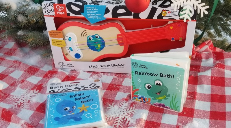 Baby Einstein Gifts for Christmas
