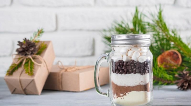 Christmas Cocoa Food Gift