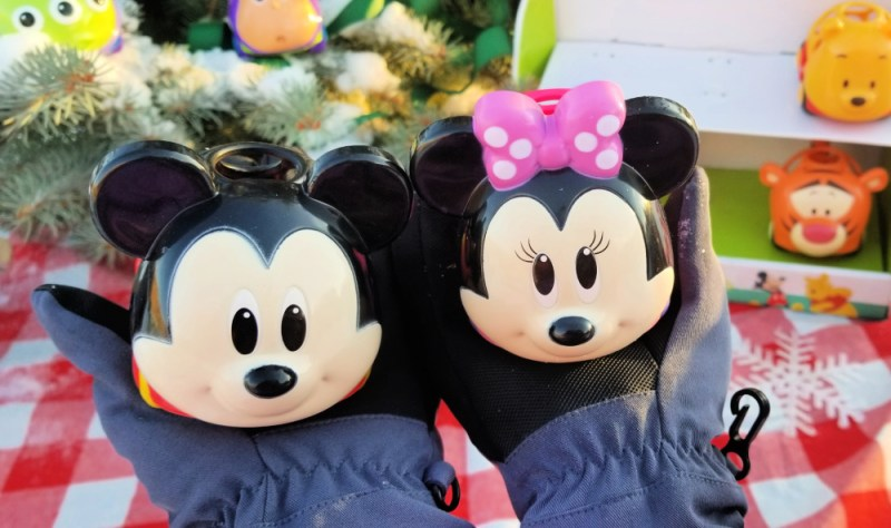 Bright Starts Disney Baby Go Grippers