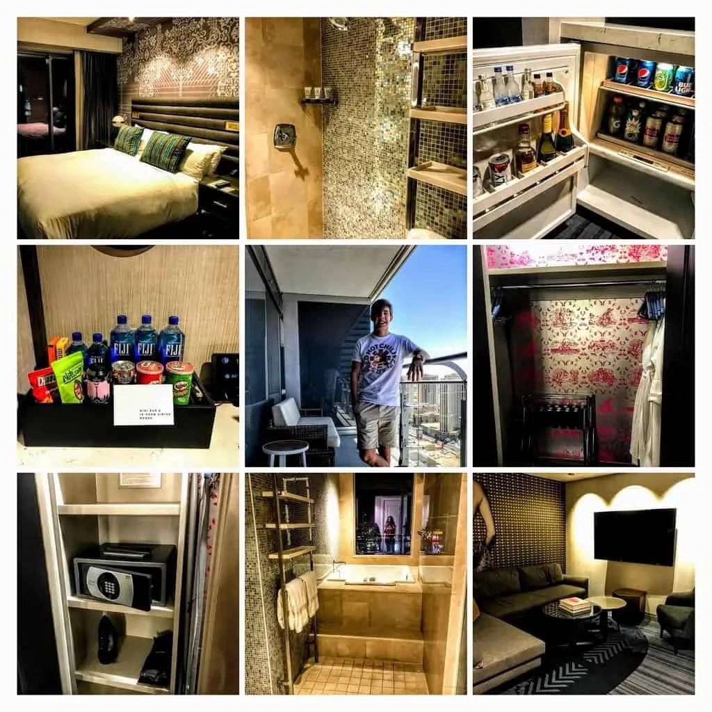 Terrace One Bedroom Cosmopolitan Las Vegas