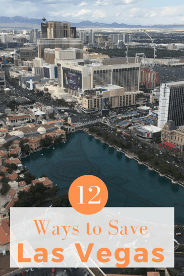 12 Ways to Save in Las Vegas