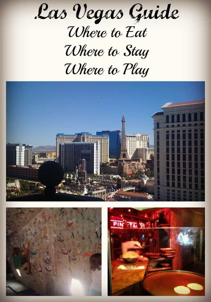 The ultimate guide to Las Vegas including where to stay, where to party, what to wear, and so much more!