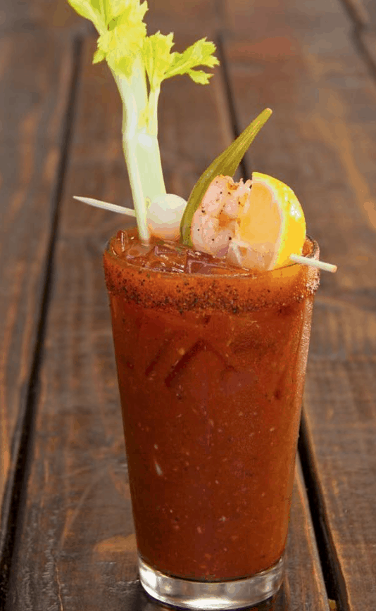 Pine State Biscuits Bloody Mary