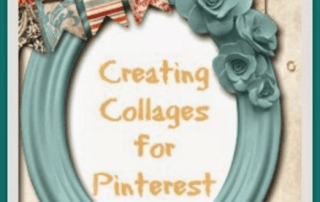 Learn how to create collages for Pinterest