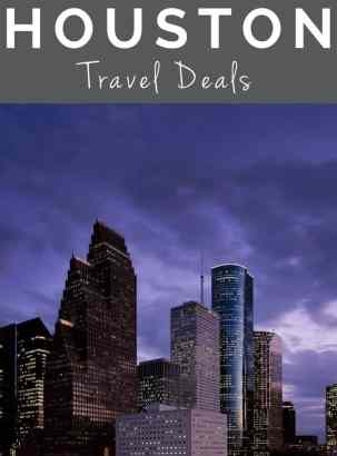 Houston Travel Deals